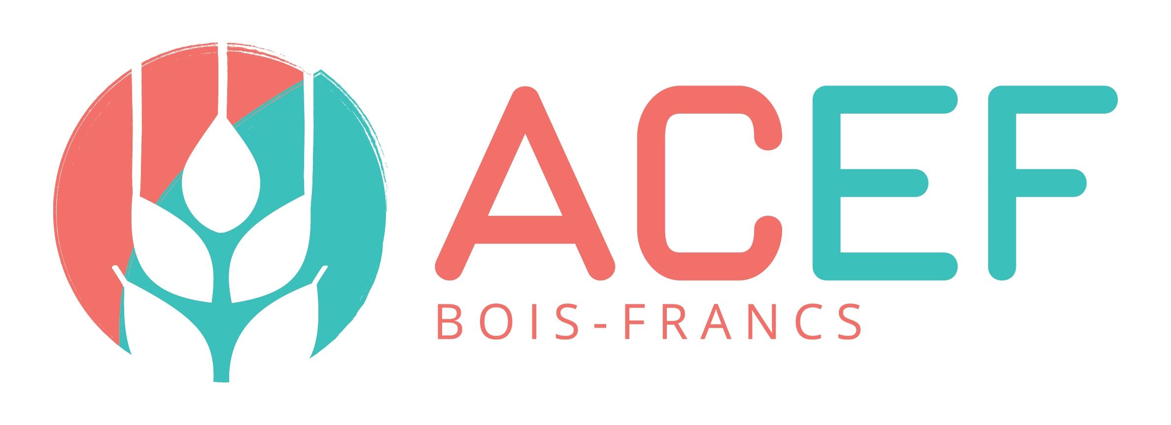 ACEF Bois Francs LOGO