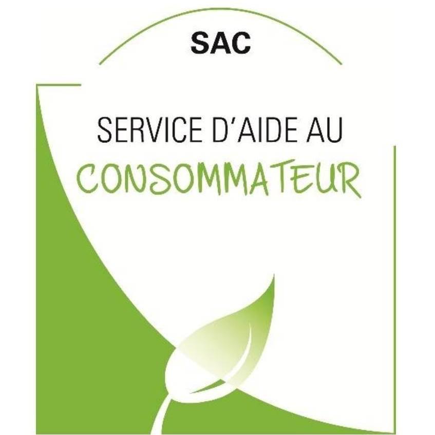 Service daide au consommateur Mauricie LOGO